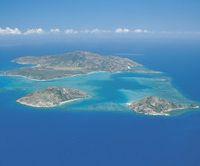 Övervakningen av Lizar Island ingår i jobbet